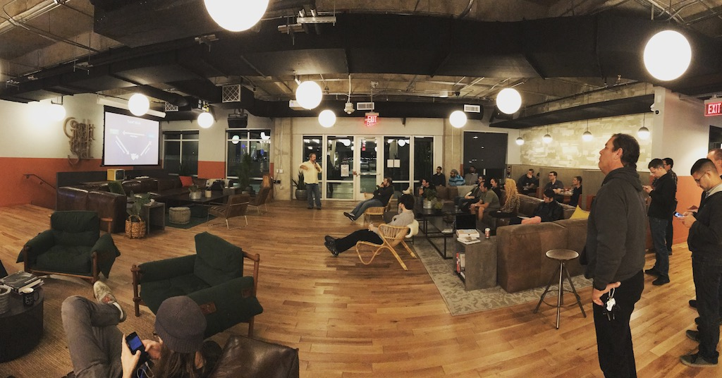 Austin Apple Admins February 2017 WeWork